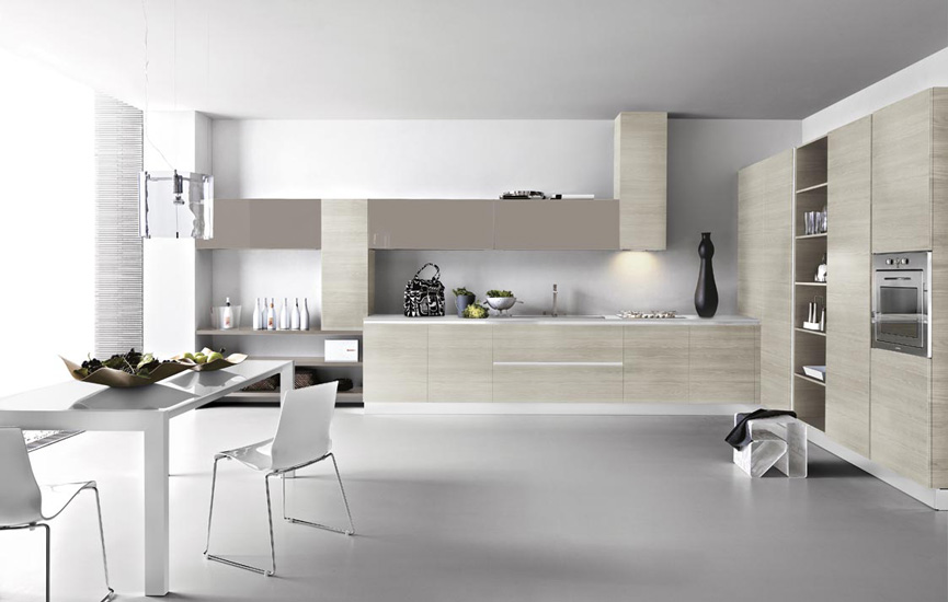 B b mobili cucine for Outlet cucine trento